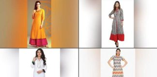 fashion and comfort of cotton kurtas
