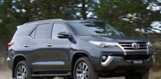 toyota launched new fortuner