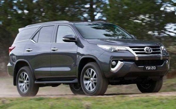 पेट्रोल के साथ डीजल इंजन के टोयोटा ने लांच की नई फॉर्चूनर (auto)