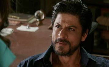 Shahrukh also spoke on not getting a National Award