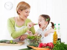 How to make children healthy
