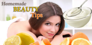 home remedies for beauty face