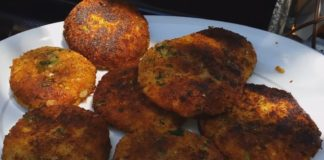 Potato cutlet recipes