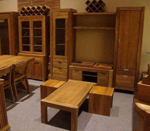 Furniture related architectural measures