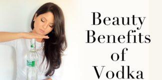 vodka For beautiful skin
