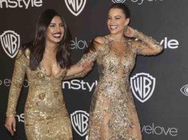 After Golden Globe Awards Party Chopra pranks