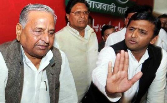 Akhilesh rebellion is due to too many mistakes by father