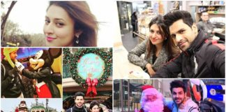 Divyanka Tripathi Shared her honeymoon photos