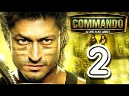 Commando 2 explosive trailer is released, view video