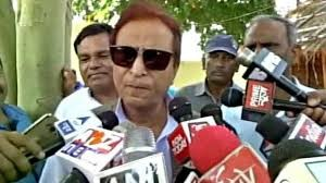 aajam khan took a dig at BJP on priyanka controversy