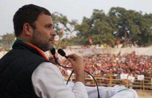 Rahul Gandhi stopped people chanting Modi murdabad Asked to turn anger into votes.