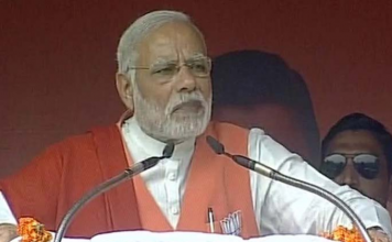 PM Modi said up his mother father