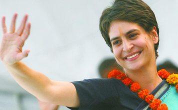 Priyanka Gandhi In Rae Bareli, today