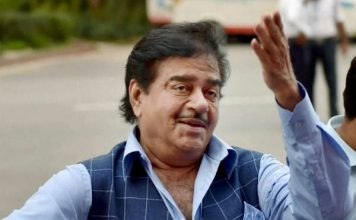 Shatrughan Sinha angry for including him in star campaigners list
