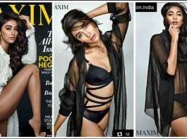 pooja hegde looking very hot in her latest photoshoot