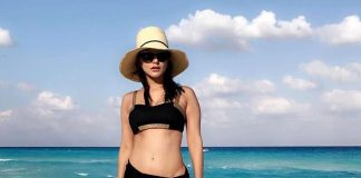 Sunny Leone, seen in Bikini after long time