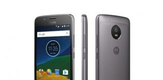 moto g5 launched in India