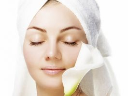 Get clean and shiny skin