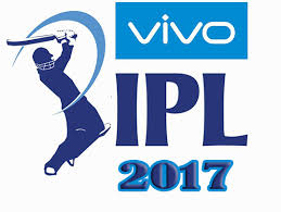 First match of IPL season, between Bangalore and Hyderabad