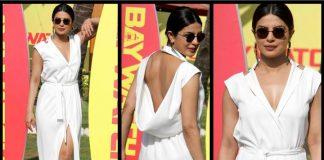 Priyanka Chopra Movie Promotion of Baywatch