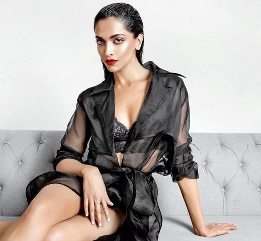 Deepika Padukone is in the list of Hottest actresses in the world