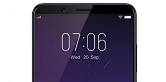 vivi v7+ launched in india
