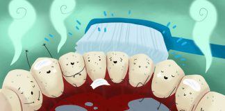 tips for cleaning teeth for people eating tobacco and gutkha