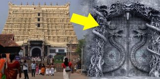 An ancient temple of India whose door has never been opened