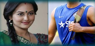 Sonakshi Sinha is mad, for this Indian player