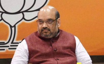 amit shah on backfoot on Lingayat case