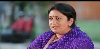 Smriti Irani accuses Sibal of land scam
