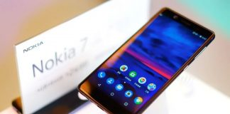 Nokia 7 Plus First Look Is Out