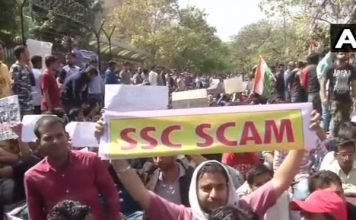 Order of CBI inquiry ordered by Home Minister demand for SSC candidates