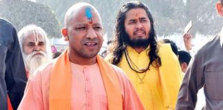 CM Yogi surrounded by controversy by telling Ramnath Kovind to be the first Dalit President of the country