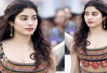 Shri Devi's daughter jhanvi will show her on the red carpet at Cannes Film Festival