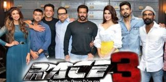 Race 3: Director Remo D'Souza told Bobby to jump in cold water to take a perfect shot