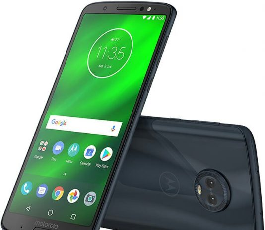 Motorola Moto G6 Features