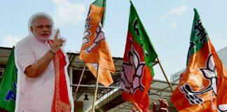 Maha coalition giving tension to amit shah