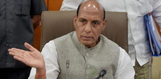 high level meeting called by Rajnath for modi security