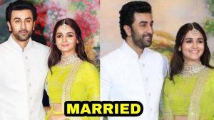 Ranbir Kapoor Alia Bhatt's marriage controversy