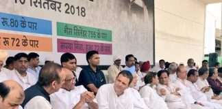 Gehlot's taunt on BJP, when the alliance will not last, then why are they worried