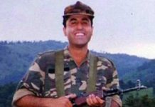 When in the Kargil war, Vikram Batra shot Pakistanis