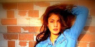 रिया चक्रवर्ती को बलात्कार और मौत की धमकी मिलती है