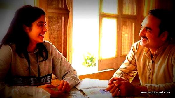 Gunjan Saxena: The Kargil Girl movie review